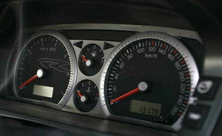 2006 Ford Falcon FPV GT Boss 290 - Slide 43