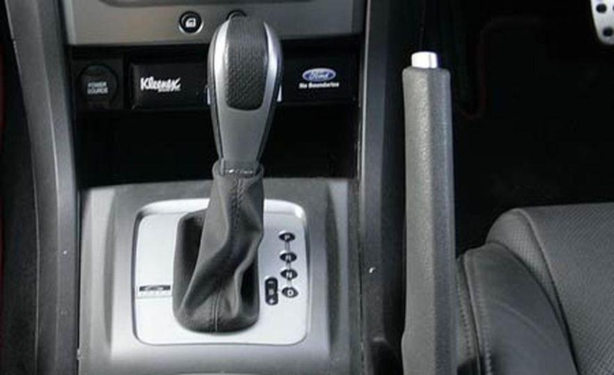 2006 Ford Falcon FPV GT Boss 290 - Slide 49
