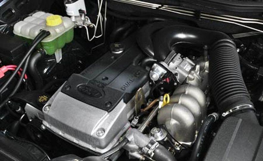 2006 Ford Falcon FPV GT Boss 290 - Slide 60