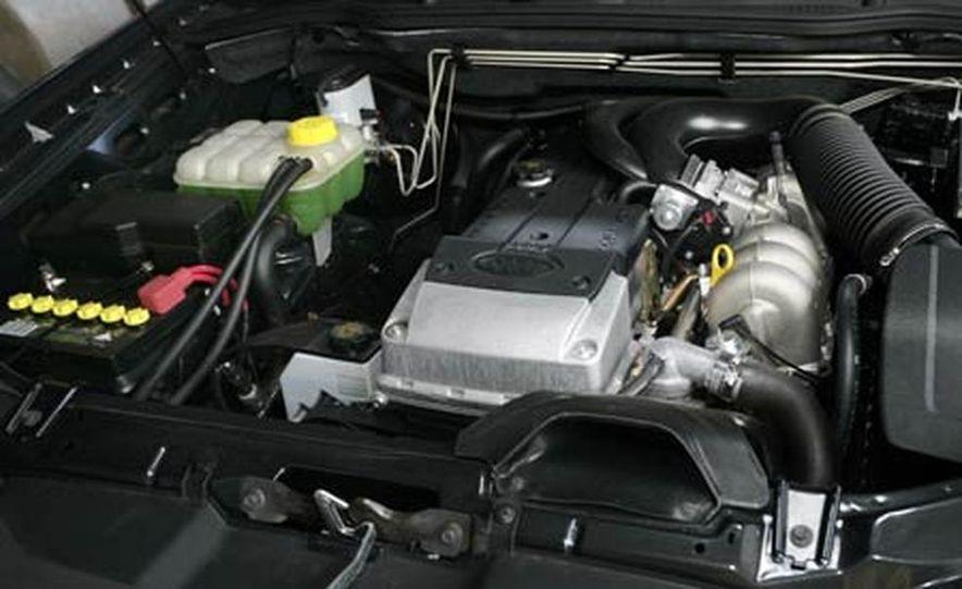 2006 Ford Falcon FPV GT Boss 290 - Slide 61