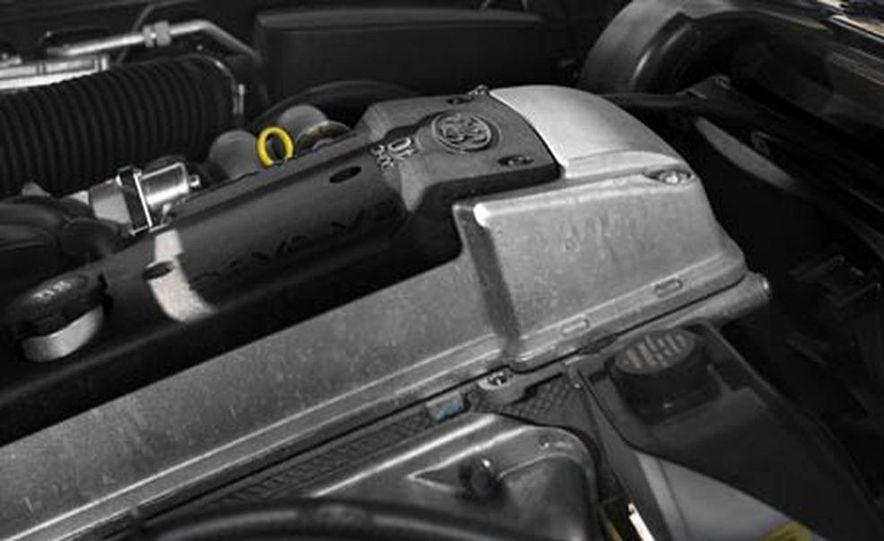 2006 Ford Falcon FPV GT Boss 290 - Slide 62