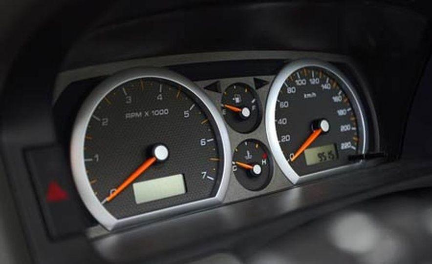 2006 Ford Falcon FPV GT Boss 290 - Slide 66