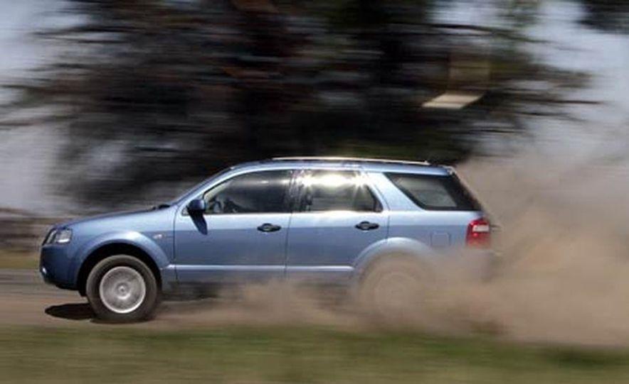 2006 Ford Falcon FPV GT Boss 290 - Slide 56