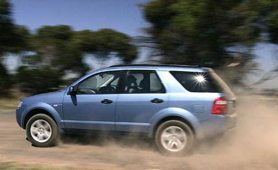 2006 Ford Falcon FPV GT Boss 290 - Slide 58