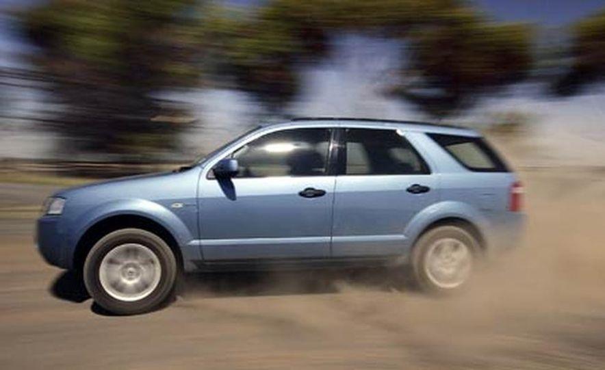 2006 Ford Falcon FPV GT Boss 290 - Slide 59