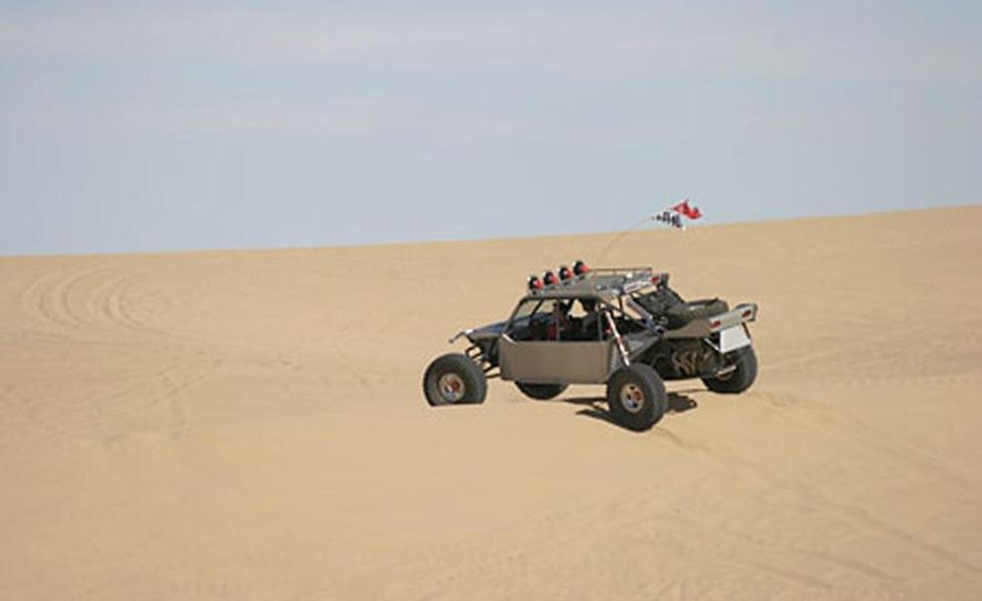 2006 Dakar Rally - Slide 9