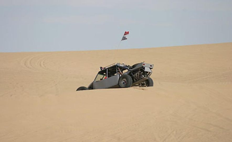 2006 Dakar Rally - Slide 10