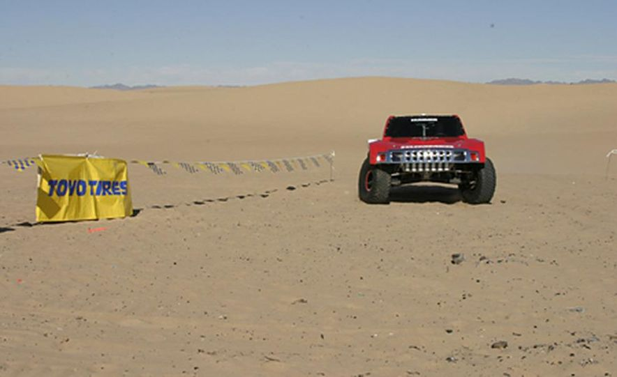 2006 Dakar Rally - Slide 33