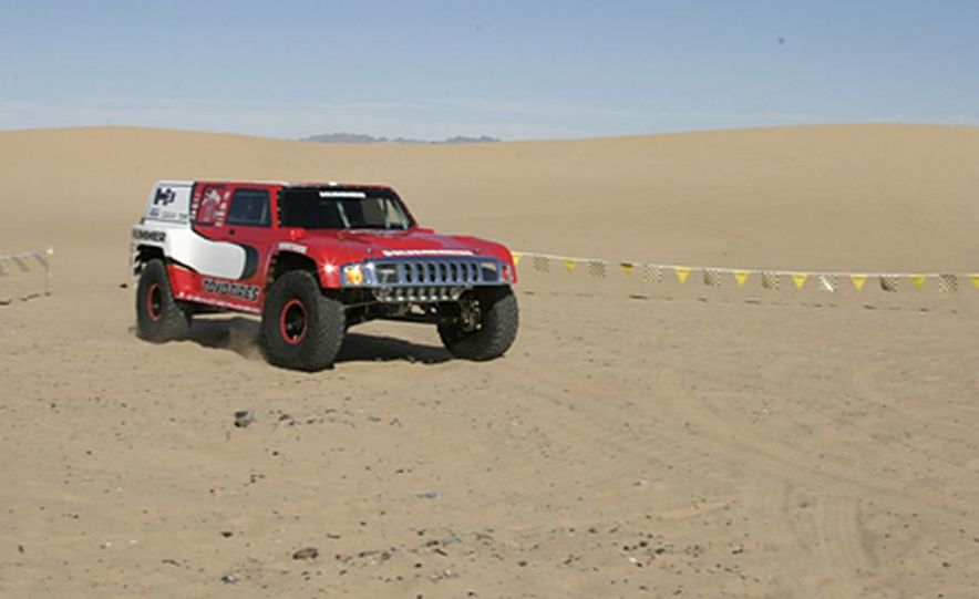 2006 Dakar Rally - Slide 34