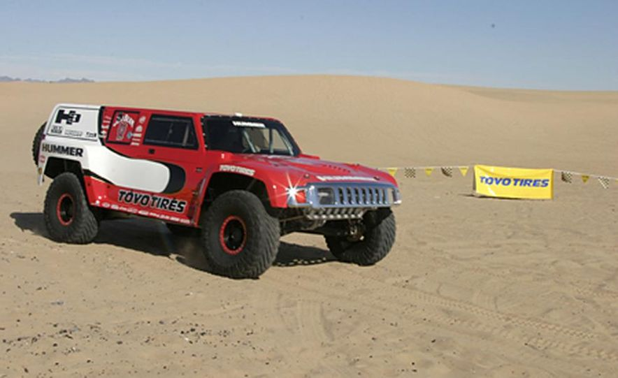 2006 Dakar Rally - Slide 35