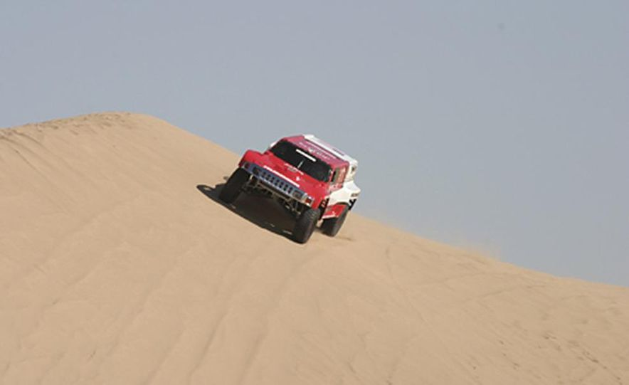 2006 Dakar Rally - Slide 52