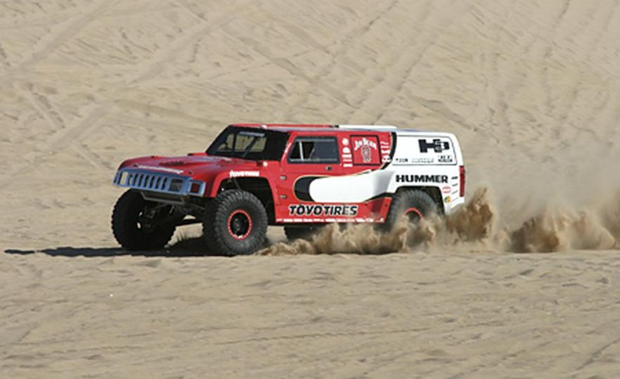 2006 Dakar Rally - Slide 55
