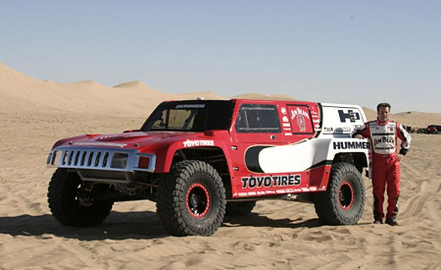 2006 Dakar Rally - Slide 73