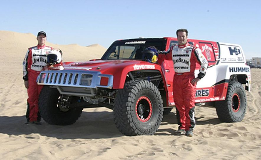 2006 Dakar Rally - Slide 74