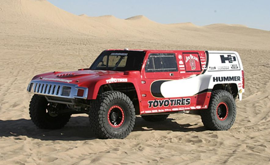 2006 Dakar Rally - Slide 75