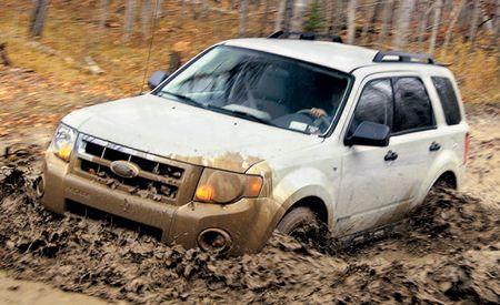 2008 Ford Escape XLT AWD