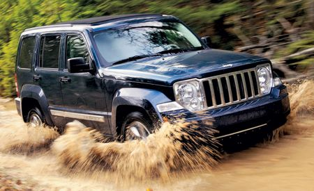 2008 Jeep Liberty Limited 4X4