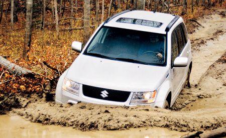 2008 Suzuki Grand Vitara 4WD