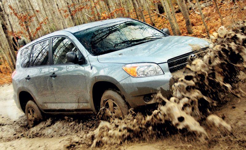 2008 Toyota RAV4 4X4