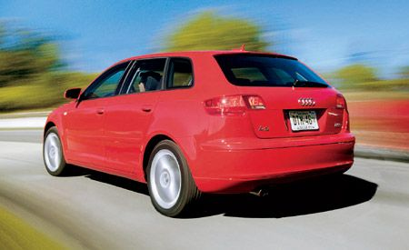 2006 Audi A3 2.0T