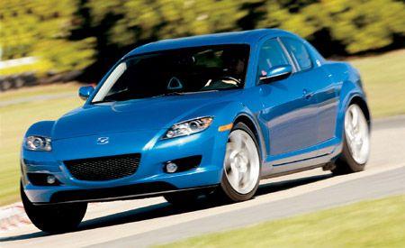 2006 Mazda RX-8