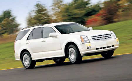 Dodge Ram Build And Price >> 2006 Cadillac SRX