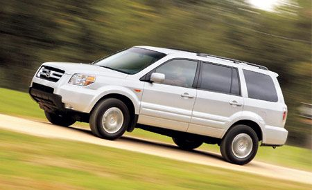 honda photo exterior features buy pilot safety