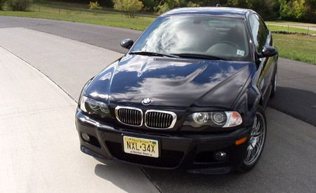 2004 BMW 3-series/M3