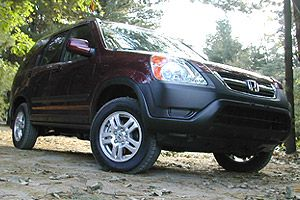 Best Small SUV 2003 5Best Trucks