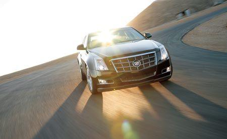 2008 Cadillac CTS DI