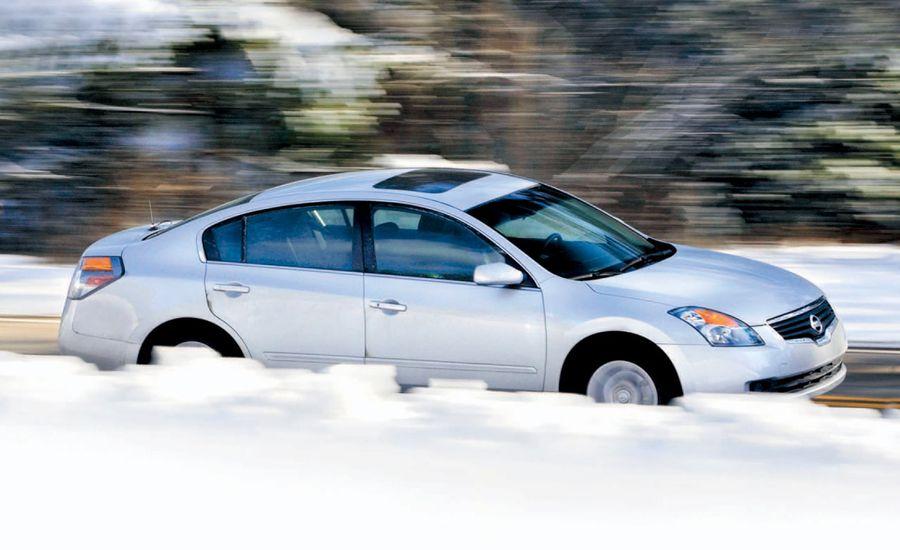 2008 Nissan Altima 2.5S