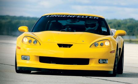 2006 Lingenfelter Chevrolet Corvette Z06 Twin Turbo