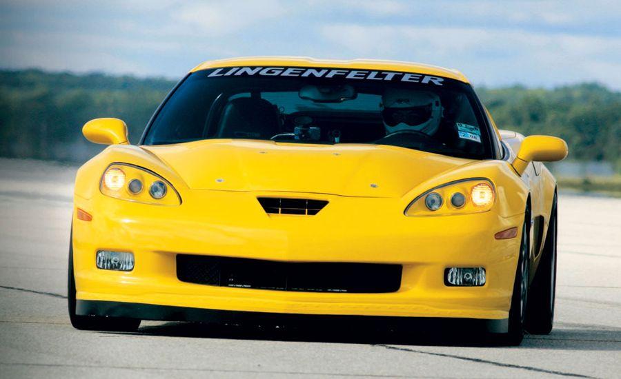 2006 Lingenfelter Chevrolet Corvette Z06 Twin Turbo