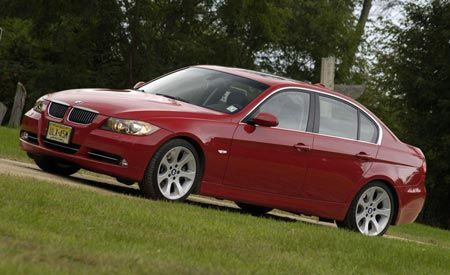 2008 bmw 335i coupe review