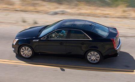 2008 Cadillac CTS DI V-6