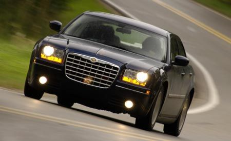 2007 chrysler 300c 0-60