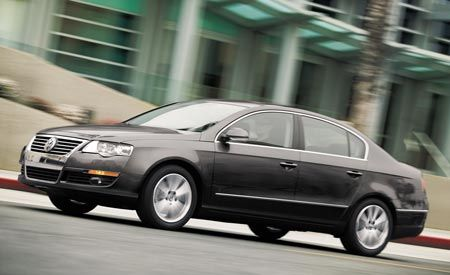 2008 Volkswagen Passat 3.6