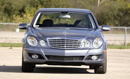 2008 Mercedes-Benz E320 BlueTec