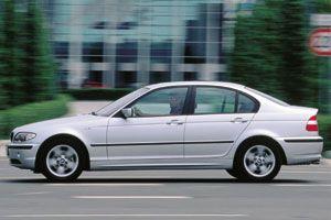 2002 BMW 3-series/M3