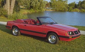 1983 Ford Mustang GT 5.0