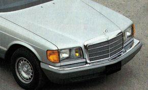 1983 Mercedes-Benz 380SEL