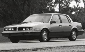 1983 Pontiac 6000STE