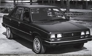 1983 AMC/Renault Alliance