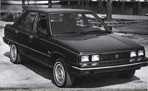 1983 AMC/Renault Alliance