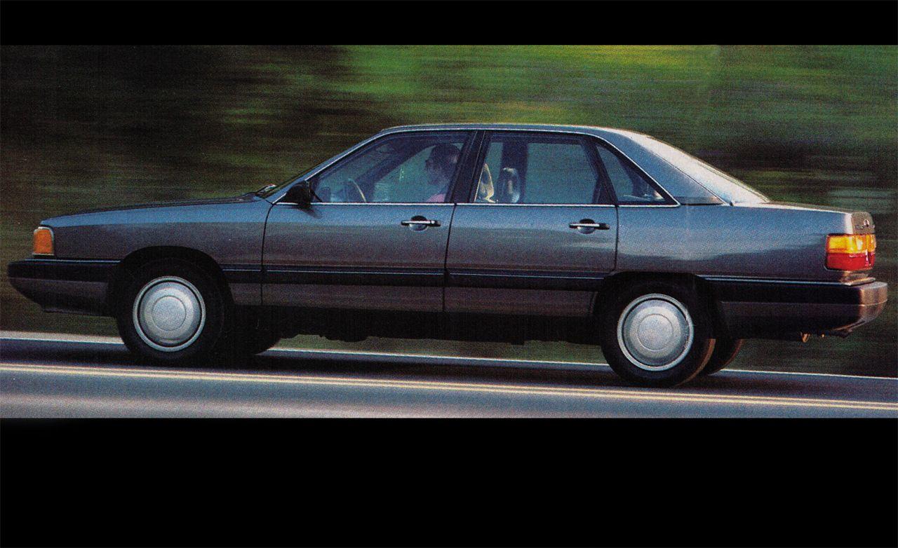 1984 Audi 5000S / Turbo