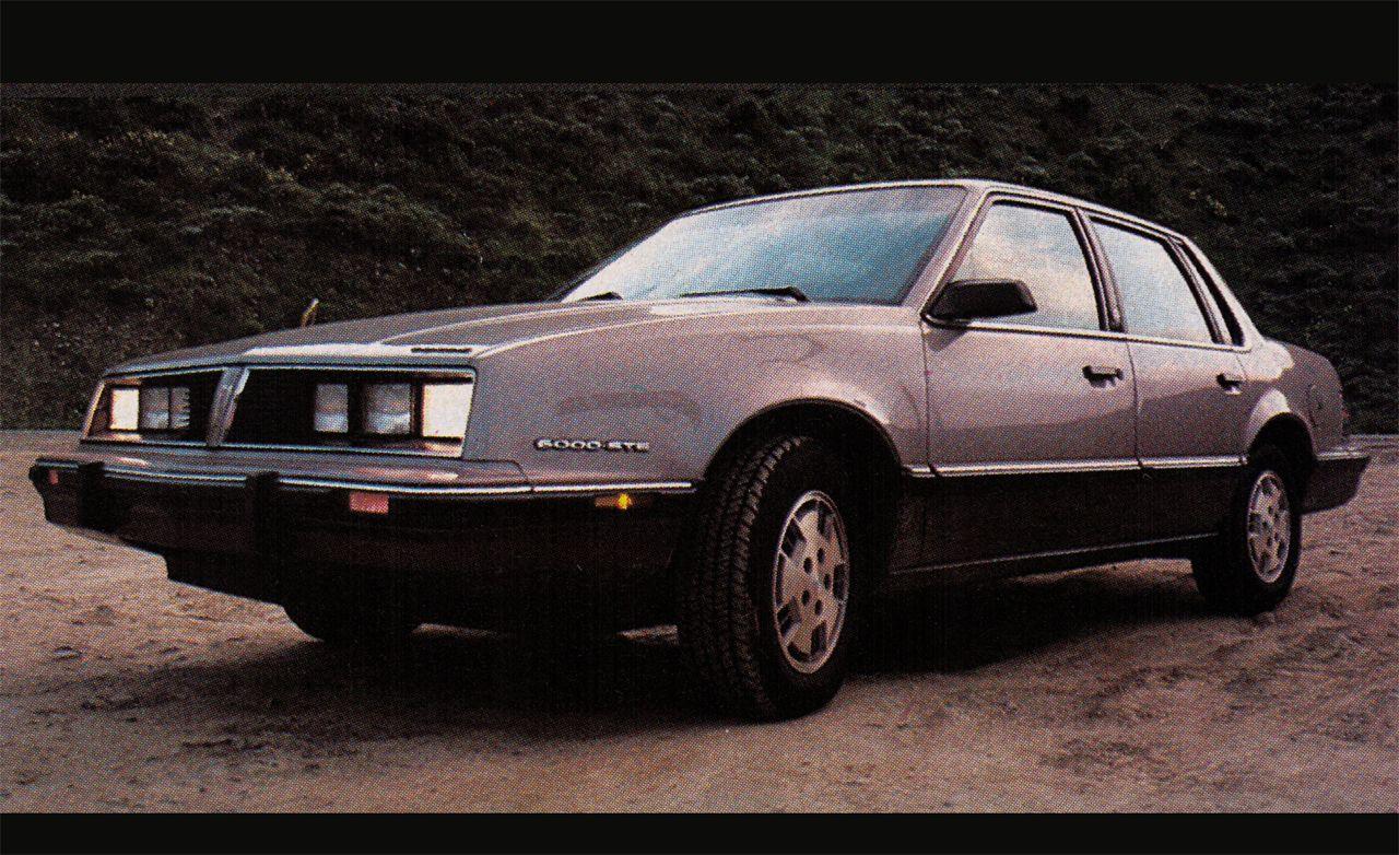 1984 Pontiac 6000STE