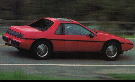 1984 Pontiac Fiero 2M4