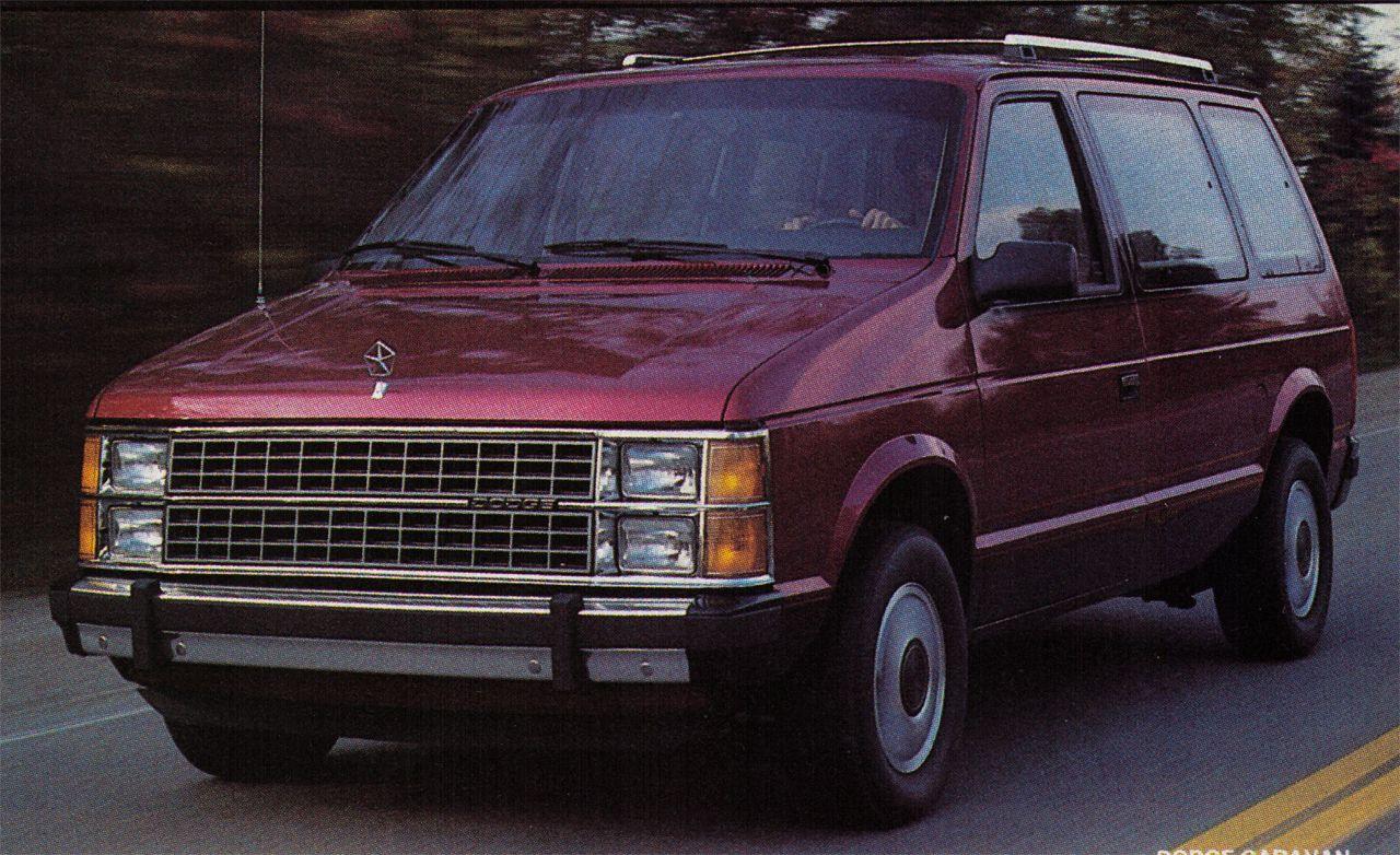 1985 Dodge Caravan/Plymouth Voyager