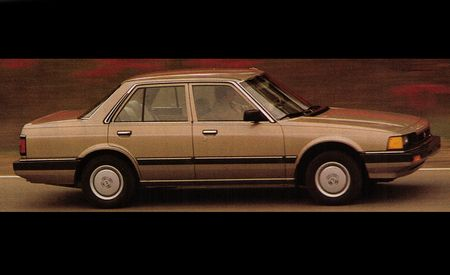 1985 Honda Accord