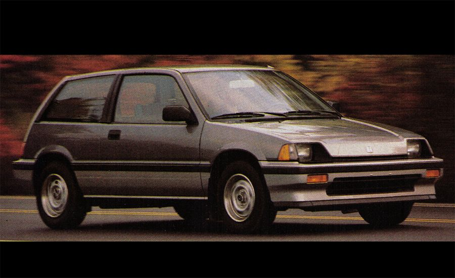 1985 Honda Civic/CRX